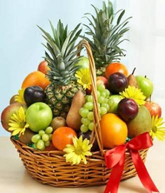 The Fruit Lovers Basket