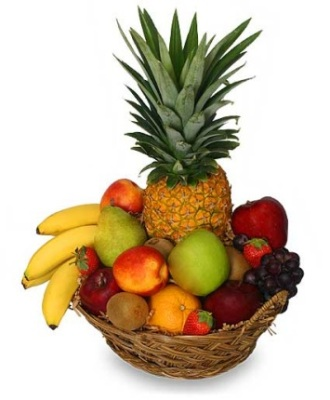 The Primo Fruit Basket