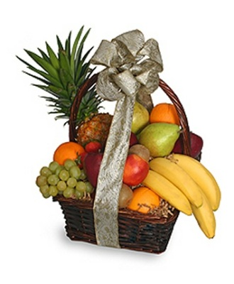 The Festive Fruit Basket