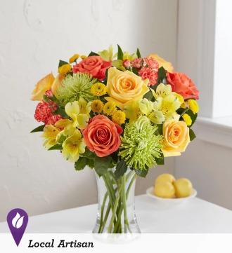 Citrus Sunshine Bouquet