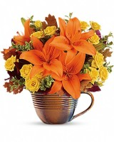 Fall Mystique Bouquet