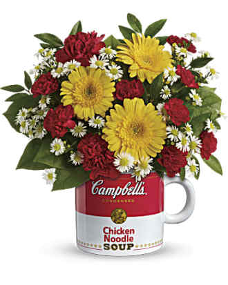 Campbell\'s® Healthy Wishes Bouquet