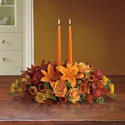 Family Gathering Centerpiece