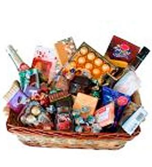 Sweet Gift Basket