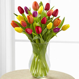 Ballard's Skagit Valley Tulips Bouquet