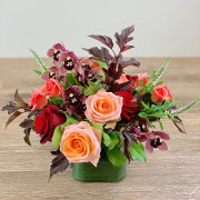Autumn Blush Bouquet