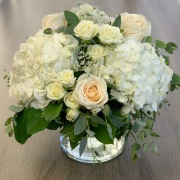 Graceful Creamy White Boquet