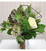 Natural Bridal Bouquet