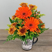 Fall Perk Me Up Bouquet