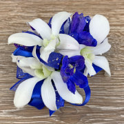 Royal Orchid Wrist Corsage