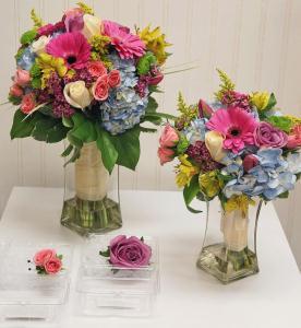 Spring Wedding Package