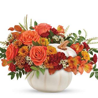 Enchanted Harvest Pumpkin