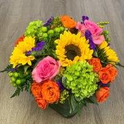 Vivid Colors Bouquet