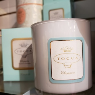 Tocca Cleopatra candle