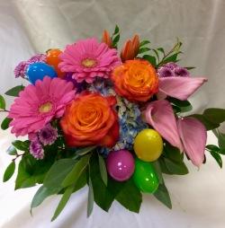 Egged Flowers