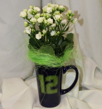 Blooming 12th Man Mug