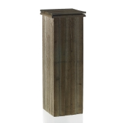 Rental Barn Wood Pedestals