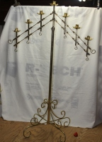 Rental Brass Candleabra