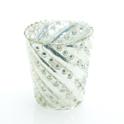 Rental Silver Mercury Votive