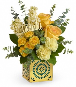 Teleflora\'s Shimmer of Thanks by CCF