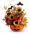 Teleflora's Trick & Treat by CCF
