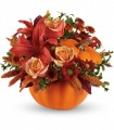Teleflora's Autumn Joy by CCF