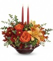 Teleflora's Autumn Gathering by CCF