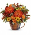 Teleflora's Autumn Sunrise by CCF