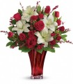 Teleflora's Love's Passion by CCF