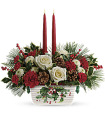 Teleflora's Halls of Holly by CCF