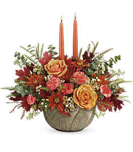 Teleflora\'s Artisanal Autumn by CCF