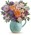 Teleflora's Busy Bee Pitcher by CCF