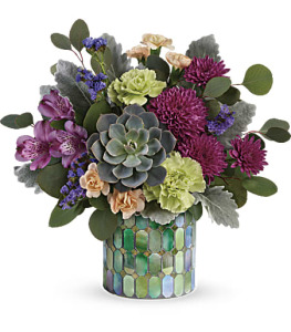 Teleflora\'s Marvelous Mosaic by CCF