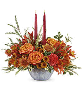 Teleflora\'s Bountiful Blessings by CCF