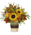 Teleflora's Thankfully Yours by CCF