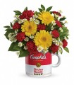 Campbell's Healthy Wishes Mug by CCF