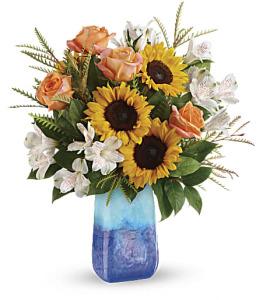 Teleflora\'s Sunflower Beauty by CCF
