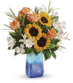 Teleflora's Sunflower Beauty by CCF
