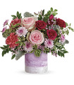 Teleflora's Washed in Pink by CCF