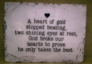 A heart of gold...SM #1901
