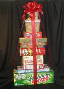 Snack Tower