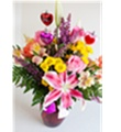 Bel Aire Color My World Bouquet