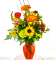 Bel Aire Fall Colors Bouquet