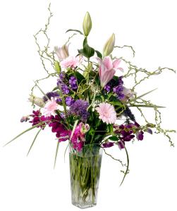 Bel Aire Natural Garden Bouquet