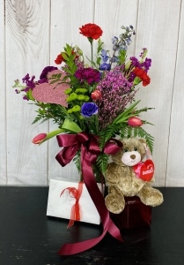 Bel Aire Valentines Day Special-The Whole Package