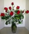 The Bel Aire Rose Arrangment