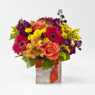 The FTD Punch Bowl Bouquet