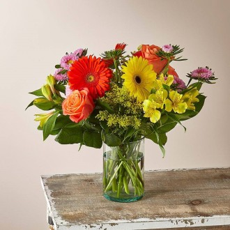 The FTD® Smooth Sailing Bouquet