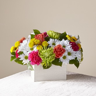 The FTD The Sorbet Bouquet