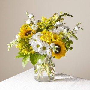 The FTD Hello Sunshine Bouquet